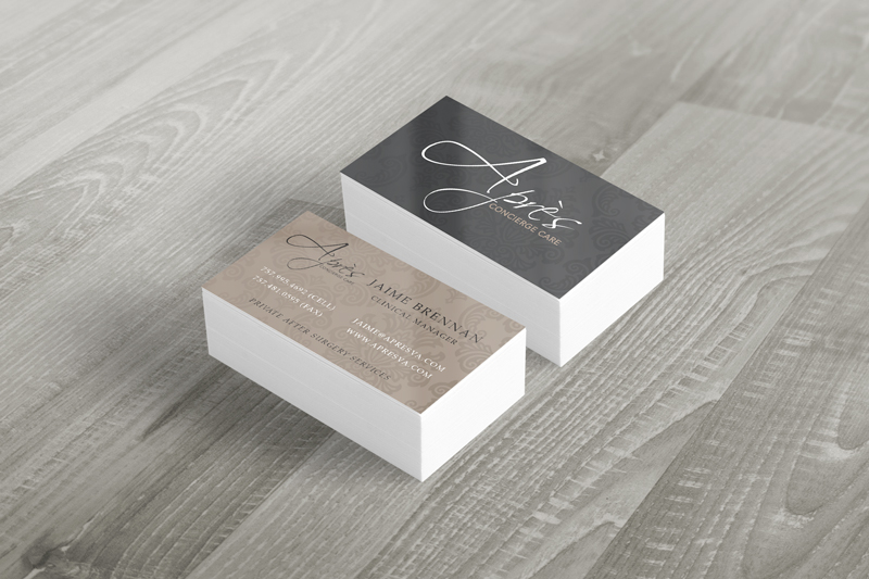 Graphic Designer, Rhode Island Graphic Design, Providence, Business Card Design, Health Care Graphic Design, TIB Creative Studio
